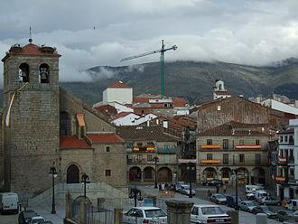 Béjar - Plaza Mayor
