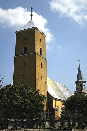 Bytom Odrzański - St. Jerome's Church