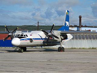 Polar Airlines Russian airline