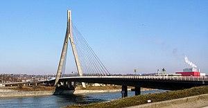 Pont de Wandre - Image: Pont de Wandre le 04.02.2006 (6)