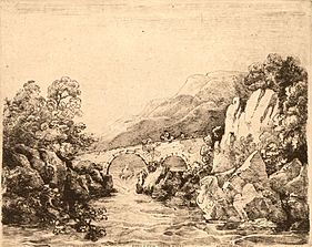 Pont y Pair, north Wales