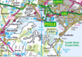 Poole Harbour OS OpenData map.png