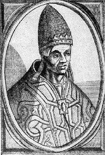 Pope Vitalian pope