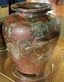 Populonia, stamnos in bronzo, V secolo ac. 01.JPG