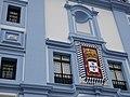 Pormenor do Escudo Real na fachada da Igreja da Misericórdia.jpg