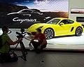 Porsche Cayman S with Chris Harris (ON CARS) (8228754729).jpg