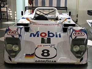 Joest Racing - Image: Porsche LMP1 '98 WSC 002 No. 8
