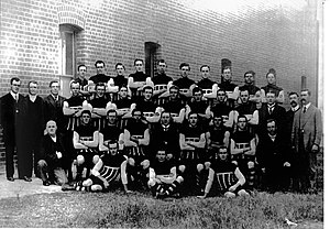 1913 Championship of Australia - Image: Port Adelaide 1913 team