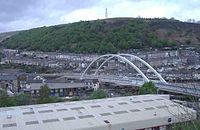 Porth, Cymmer bridge.jpg