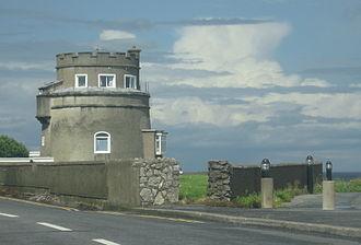 Portmarnock - Martello Tower, Portmarnock