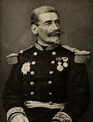 François Claude du Barail - Portrait of Barail
