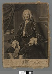 The Right Honourable George Grenville