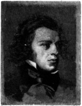 Portrait d'Alfred Tennyson publié dans The Strand Magazine, vol.1, no 1.