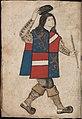 Portret van de heraut Nassau-Vianden - Portrait of the herald of Nassau-Vianden - Wapenboek Nassau-Vianden - KB 1900 A 016, folium 01v.jpg