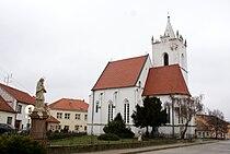 Pouzdřany church 01.JPG