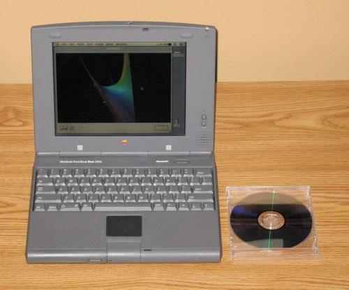 Powerbook duo 2300c