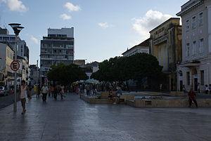 Praça Da Sé Salvador Wikipédia A Enciclopédia Livre