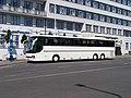 Praha, Na Knížecí, Stroupežnického, Setra S 319 GT-HD, Autobusy VKJ.jpg