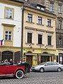 Praha, dům U Černého kříže.jpg