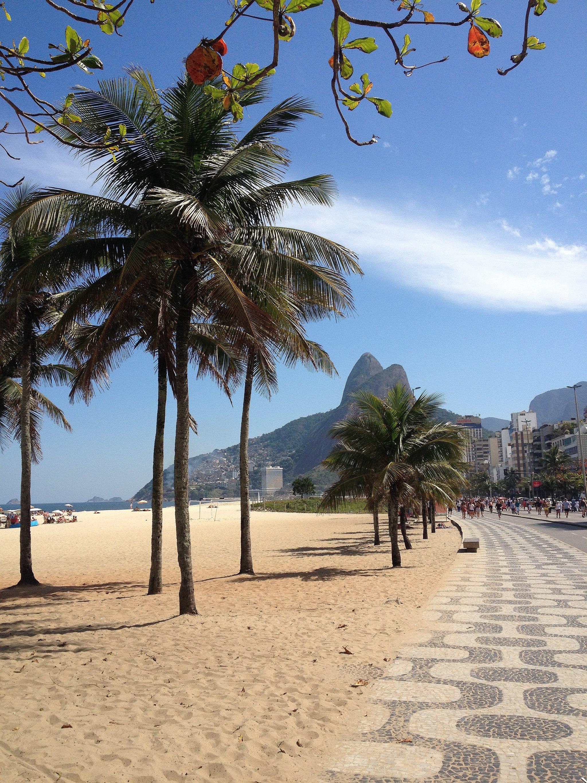 Praia de Ipanema - RJ 3