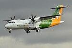 Precision Air ATR 42-600 (5H-PWH) at Toulouse-Blagnac Airport (LFBO).jpg