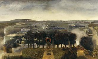 Richard Eurich - Preparations for D-day