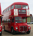 Preserved Routemaster bus RM1000 (100 BXL), Showbus 2004 (2).jpg