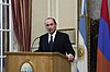 President's speech at the Argentine Council for International Relations, 2002.JPG