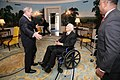 President George W. Bush greets Reverend Billy Graham.jpg