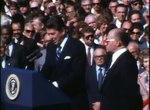File:President Reagan's and Prime Minister Menahem Begin's of Israel Remarks on September 9, 1981.webm