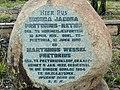 Pretorius-Retief-grafsteen, Pelindaba.jpg
