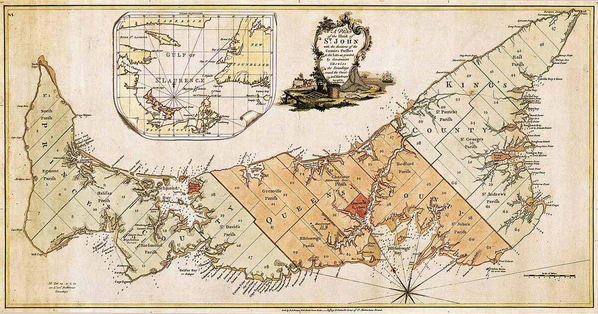 Toronto Prince Edward Island