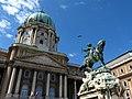 Prince Eugene monument, 2013 Budapest (186) (13228903583).jpg