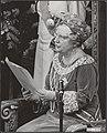 Prinsjesdag 1968 Koningin Juliana tijdens uitspreken Troonrede, Bestanddeelnr 019-1170.jpg