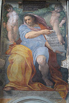Profeta Isaia Raffaello