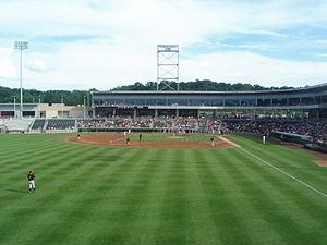 Palisades Credit Union Park - Image: Provident Bank Ballpark