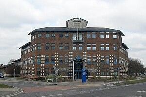Public services in Crawley - Crawley police station