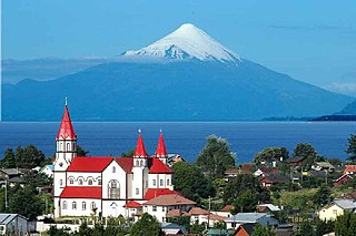 Puerto Varas City and Commune in Los Lagos, Chile