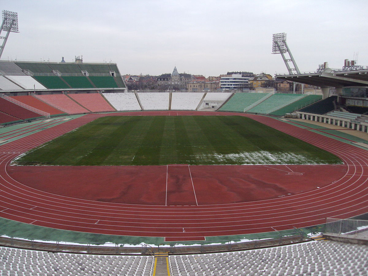 Estadio Ferenc Puskás la enciclopedia libre