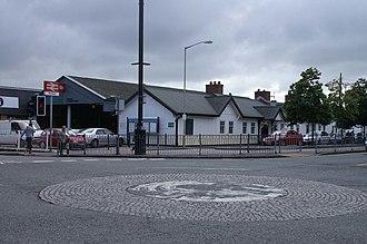 Pwllheli - Pwllheli railway station