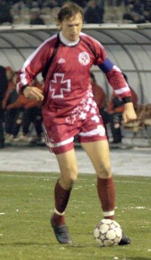Uzbek League Top Scorer - Oleksandr Pyschur, League goal scorer in 2013