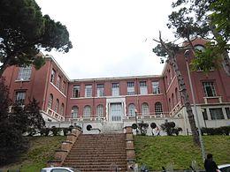 Biblioteca centrale delle facoltà di architettura