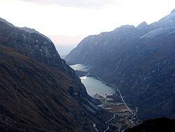 Honda Santa Cruz >> Quebrada - Wikipedia, la enciclopedia libre