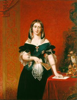 Queen Victoria - Partridge 1840.jpg