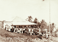Queensland State Archives 2531 Murray Island court house and people 1898.png