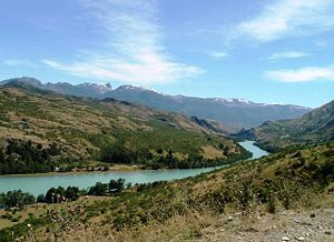 Baker River (Chile) - Image: Río Baker 02