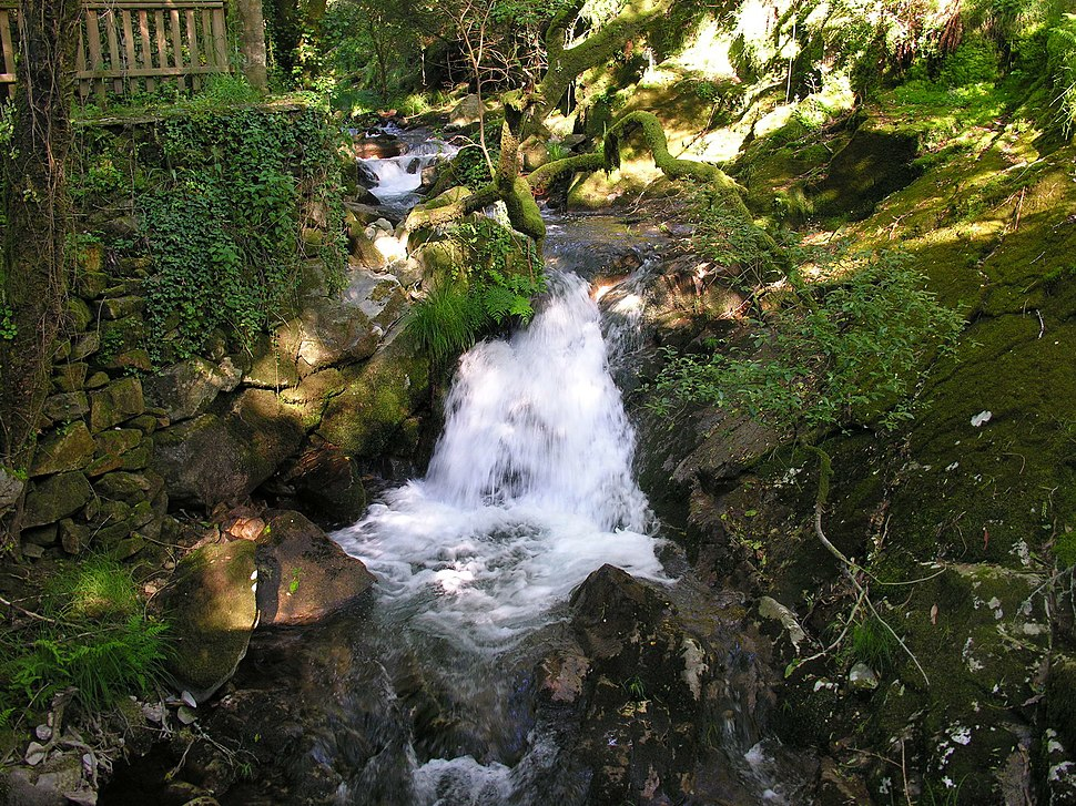 Río San Xusto. San Xusto. Lousame. Galicia 20