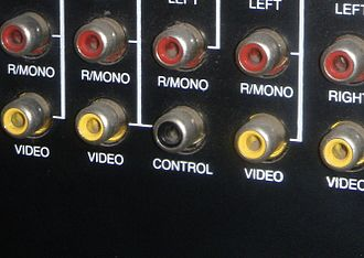 RCA Dimensia - Control bus used to connect all the components to the computer in the TV