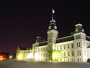 Royal Military College of Canada - The Mackenzie Building