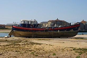 Barnett-class lifeboat - Image: RNLB Lloyds ON 754